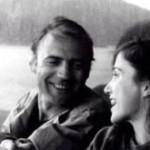 Bruno Ganz e Teresa Madruga
